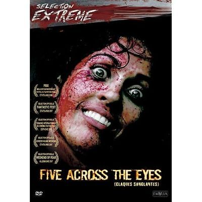 Five Across the Eyes (Claques sanglantes) | DVD neuf (sous blister)