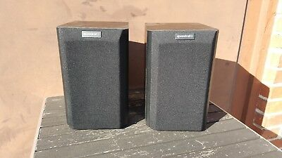 QUADRAL BALIN Mk III LAUTSPRECHER HiFi High End Stereo Anlage Sound System Boxen
