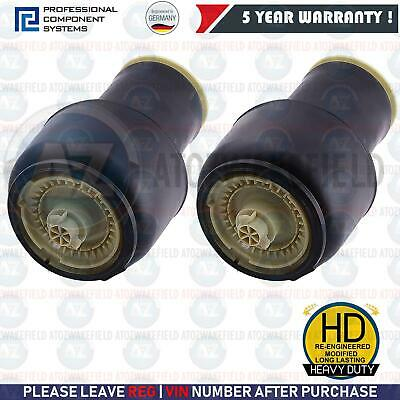 2 X Pair Oe Quality Air Spring Rear Bmw 5 Series (F07 F11) 2010-2017 Brand New