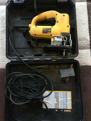 Dewalt DW341 Jigsaw 240v used but in excellent  condition