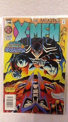 Amazing X-Men #3 1995 VF to NM  Marvel