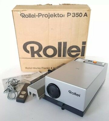 Rollei Projector P350AF Slide Projector With Auto Focus