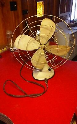 """Robbins & Myers Inc Fan 16.5"""" - runs real smooth dont oscillate"""