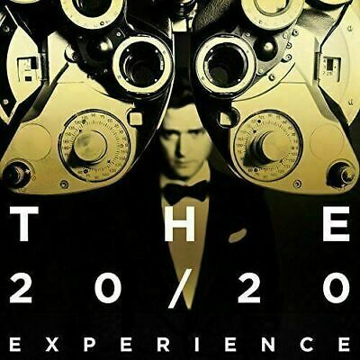 Justin Timberlake ~ The 20 / 20 Experience - 2 of 2 [CD] New!!