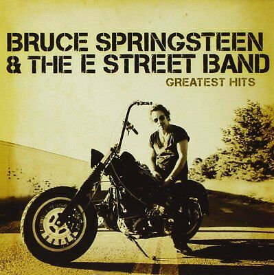 Bruce Springsteen With The Sessions Band ~ Greatest Hits [CD] New!!