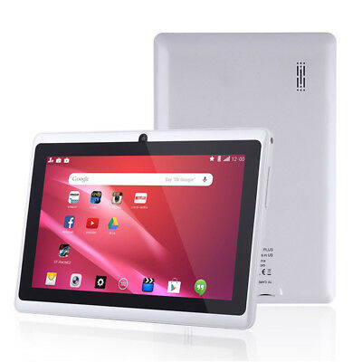 """GREAT Tablet PC 7"""" Android Quad Core Camera 1.2Ghz 4GB"""