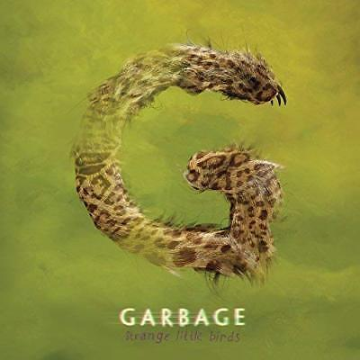Garbage (Band) - Strange Little Birds CD New/Sealed