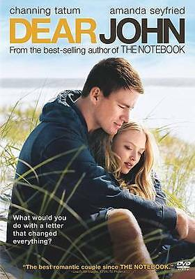 Dear John [DVD, 2010] BRAND NEW, Amanda Seyfried, Channing Tatum *FREE SHIP!