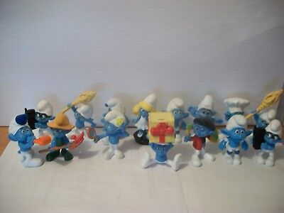 15- Smurf Characters- Cool!.