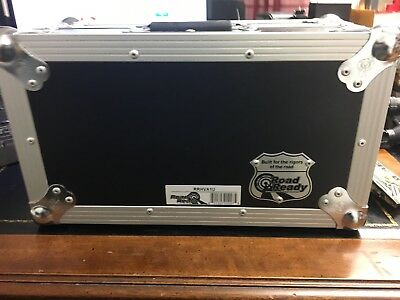Lockable Road Ready Case New With Tags Open Box