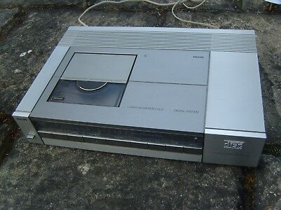 PHILIPS CD 202 CD PLAYER 1st generation 1983