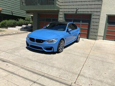 2017 BMW M3 Competition 2017 BMW M3 Competition Package / Fully Loaded