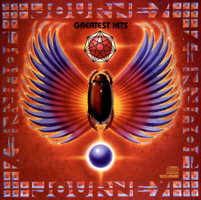 Journey --- Greatest Hits  (Cd)