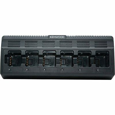 Kenwood ProTalk® KSC-256K – Six Unit Charger Cup for IS Radios