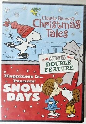 Charlie Browns Christmas Tales.Charlie Browns Christmas Tales Happiness Is Peanuts Snow