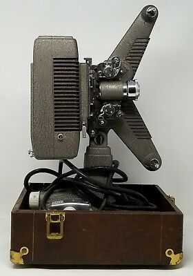 Vintage Movie Projector, Revere Camera Co Model 85 - Ships FREE