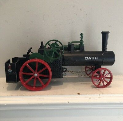 1/16 Vintage 1985 Case 20-40 Steam Oil Tractor Thresher Diecast By Scale Models