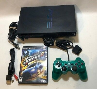 Playstation 2 PS2 Console SCPH-30001 Controller Game System Bundle