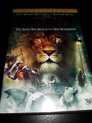 The Chronicles of Narnia: The Lion, The Witch and the Wardrobe - DVD