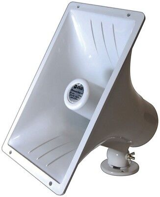 """Nippon TC55 Powerhorn 100W For Indoor/Outdoor Use 6 5/8""""W x 11""""H x 8.5''D"""