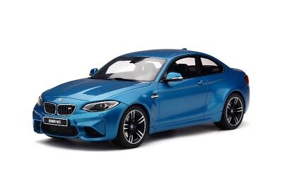 Original BMW Miniature M2 F87 Coupé Long Beach 1:18 Modèle de Collection