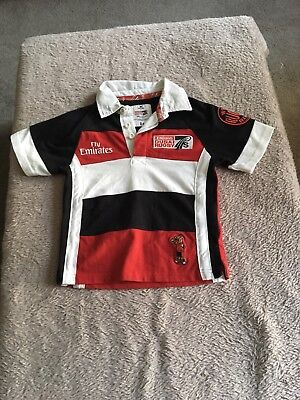 Kids Rugby Union Shirt