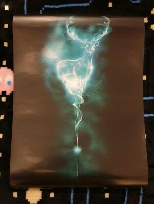 Harry Potter Patronus Stag Poster Brand New Christmas Gift Xmas Present Loot