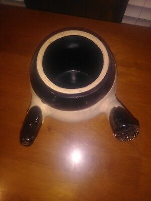 Collectible Japanese Rustic Pottery Tea Pot
