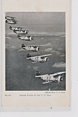 Us Navy Squadron Formation Of F4B Fighters