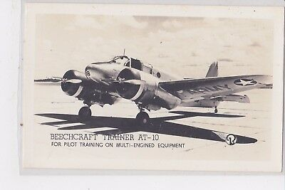Us Army Air Corps At-10 Beechcraft Pilot Trainer