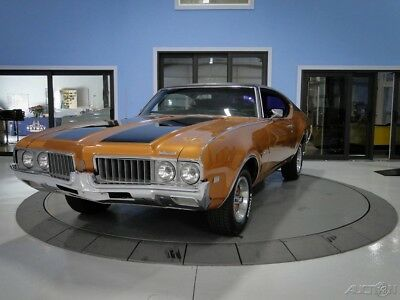 1969 Oldsmobile Cutlass Supreme 1969 Supreme Used Automatic