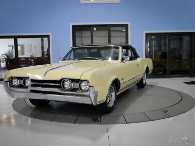 1967 Oldsmobile Cutlass Convertible 1967 Convertible Used