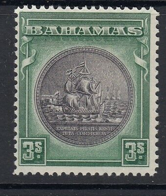 BAHAMAS SG132, slate-purple & myrtle-green, mounted mint.