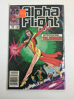 Alpha Flight #19 (Feb 1985, Marvel)