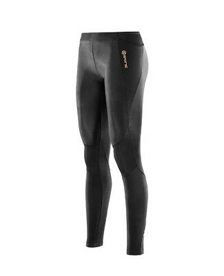 Skins A400 Compression Long Womens Base Layer Leggings,SIZE S