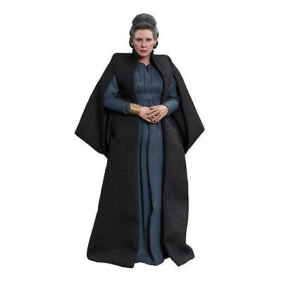 Hot Toys Star Wars Last Jedi Movie Masterpiece Leia Organa Action Figure NEW
