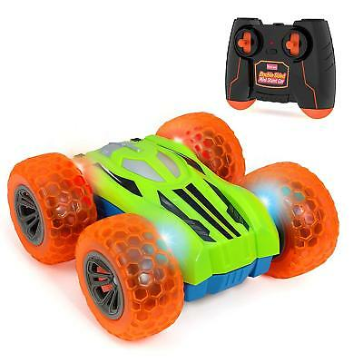 Remote Control Car -Mini Double-Sided Stunt Car Christmas Gift for Kids