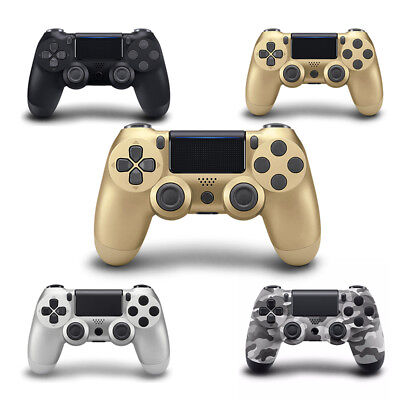 Wireless Controller 2nd Generation Gold For PlayStation 4 PS4 Dualshock 4