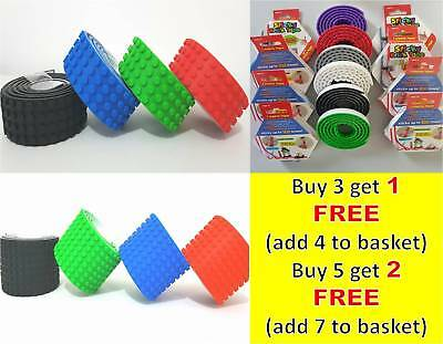 1 Metre Compatible with LEGO Building Tape Strip Brick Block Toy christmas gift