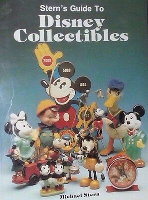 Vintage Disney Value Guide Collector's Book Mickey Mouse Donald Duck +More