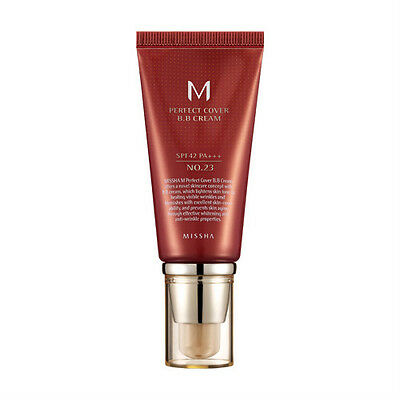 MISSHA M Perfect Cover BB Cream SPF42 PA+++ 50ml