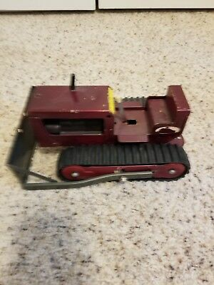 Vintage - All Metal Tractor Plow- 1940's - 1950's ?? Great Condition!