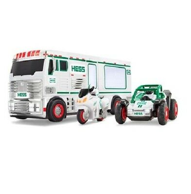 2018 Hess Holiday Toy Truck Brand New in the box from Hess Toy Company