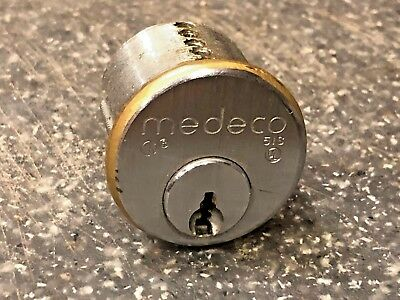 MEDECO mortise cylinder - no reserve (lot 8)