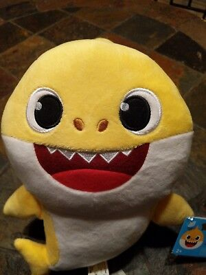 PINKFONG Baby Shark Official English Singing Plush Free Shipping