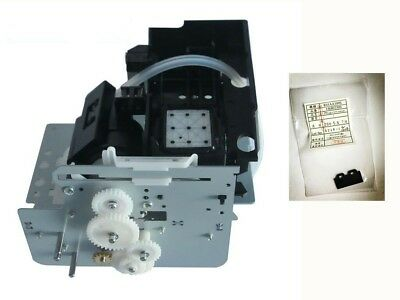 Mutoh VJ1204/1604E/1624/1604A/1304 Maintenance Assembly (with Cap Top)- DF-49686
