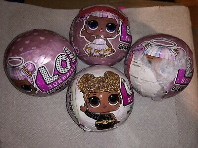 New Authentic LOL Surprise Glam Glitter Series Big Sister Ball Doll Hard to Find