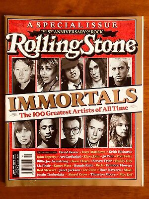 Rolling Stone Magazine Australia 2005 Special Issue 50Th Anniversary Of Rock!