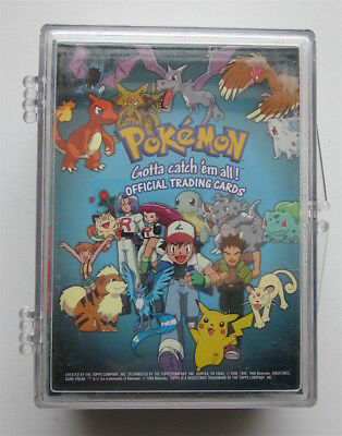 Pokémon TV Animation Edition - Series 1 - Topps 1999