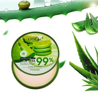 1 pcs Natural Aloe Vera Moisturizing Powder Make a smooth foundation